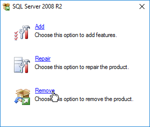 remove program 5