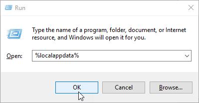 step 6. localappdata